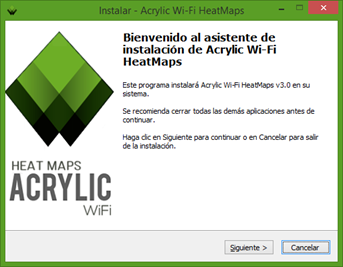 User Manual - Acrylic WiFi Heatmaps   Acrylic WiFi