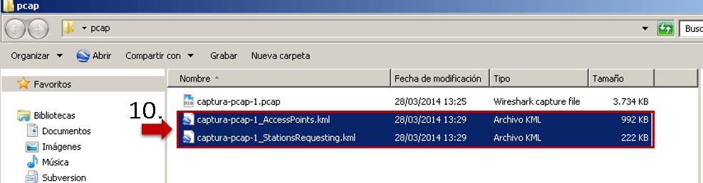 Open KML File