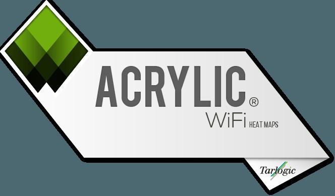 Acrylic Heatmaps el software para medir cobertura wiFi