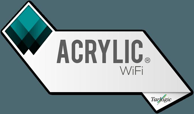 Acrylic WiFi Free tu sniffer WiFi
