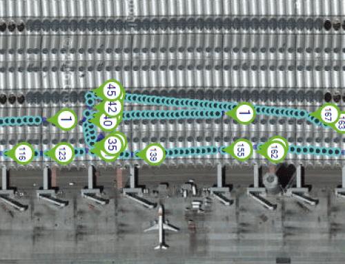 Проект инспектирования сети — Анализ сети Wi-Fi в аэропорту