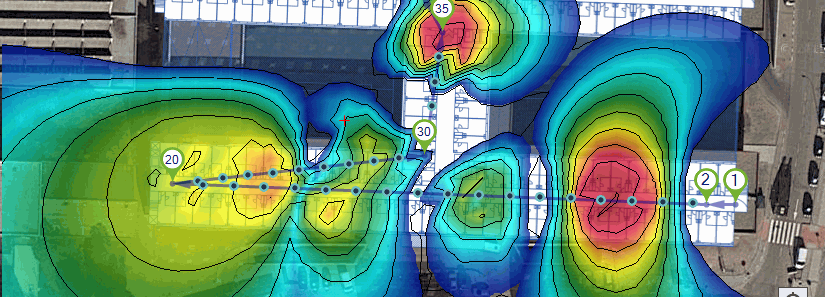 WiFi Heatmap – How to create WiFi coverage maps