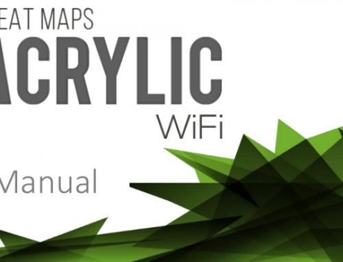 Acrylic WiFi site survey manual