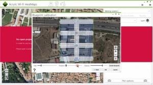 calibracion-bluieprints-sobre-google-maps-en-acrylic-wifi-site-survey