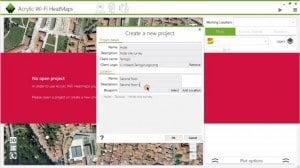 crear-nuevo-proyecto-acrylic-wifi-site-survey