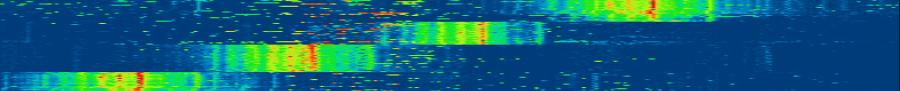 Espectro 2.4GHz cámara inalámbrica 4 canales