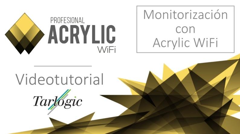 Monitorización de redes Wifi con Acrylic Wifi