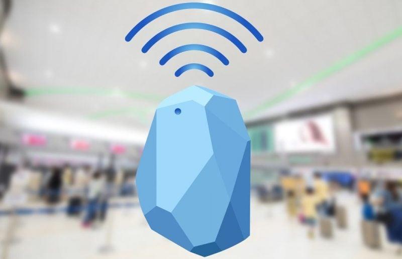 Beacon Bluetooth centro comercial
